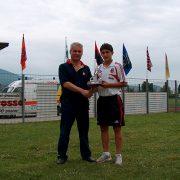 Miglior difensore: Pierluigi Bastone (A.C. Milan)