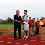 Capocannoniere del Torneo: Andrea Ghelardoni (F.C. Empoli)
