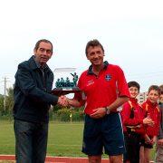 Allenatore della squadra 2a classificata: Fulvio Formigli (Pisa Calcio)