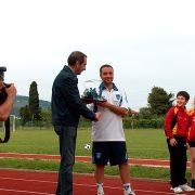 Allenatore della squadra 1a classificata: Mirko Mazzantini (F.C. Empoli)