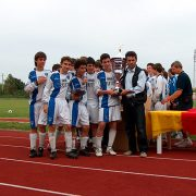 Squadra vincitrice del torneo (F.C. Empoli)