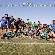 TROFEO ALLA SQUADRA 1^ CLASSIFICATA – U.S. SASSUOLO CALCIO (FOTO 8506-8515