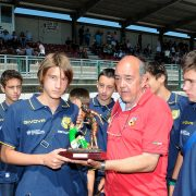 TROFEO FAIR PLAY ANDRIANI SAIMON DEL CHIEVO VERONA