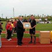 Arbitro della finale: sig. Pinzani (C.A.N)