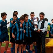 Squadra seconda classificata (Pisa Calcio)