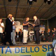 Premio Speciale alla Pallavolo Cascina (Per la promozione in B1)