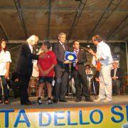 Premio Speciale a Enrico Tagliavini (A.I.A. di Pisa) - Arbitro - per aver fatto più promozioni nella stagione 2008/2009