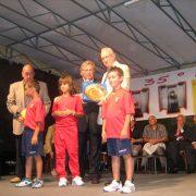Premio Speciale a Giuseppe Mancini (Ex Presidente Cascina Calcio)