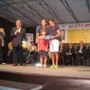 Premio Simone Rendini (Miglior giovane della passata stagione) Marco Ilari (Calciatore Pisa 1909)