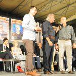 PREMIAZIONE DI TECCO SILVIO (EX CAMPIONE DI PARACADUTISMO)