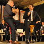 MICROFONO D'ARGENTO A MARCO CATTANEO (GIORNALISTA SKY SPORT)