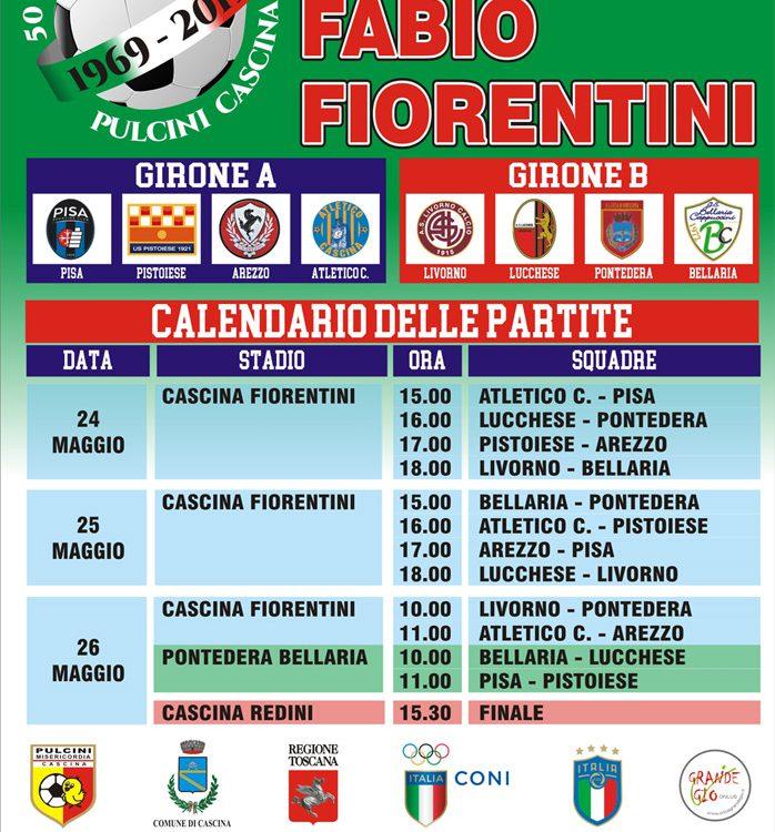 Locandina Fiorentini 2019