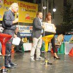MICROFONO D'ARGENTO RICCARDO GENTILE (GIORNALISTA SKY SPORT)