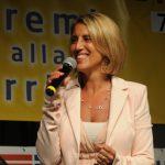 PENNA D'ARGENTO FABIANA DELLA VALLE (GIORNALISTA GAZZETTA DELLO SPORT)